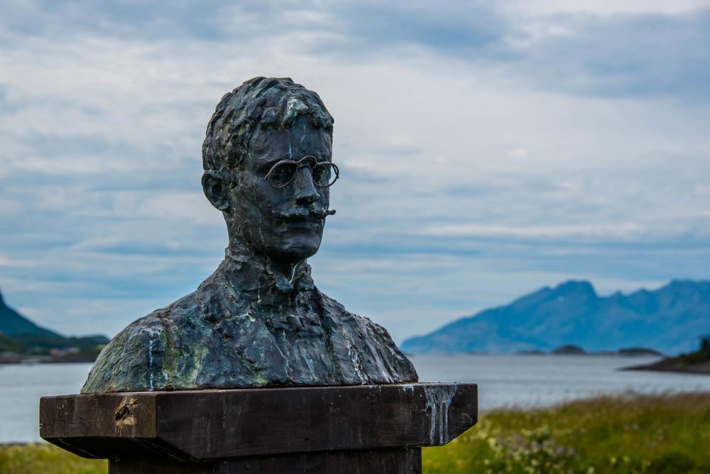 Hamsund lot seg inspirere av Kjerringøy Handelssted