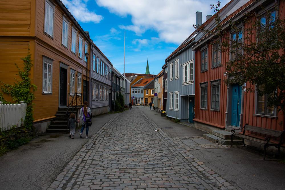Bakklandet i Trondheim