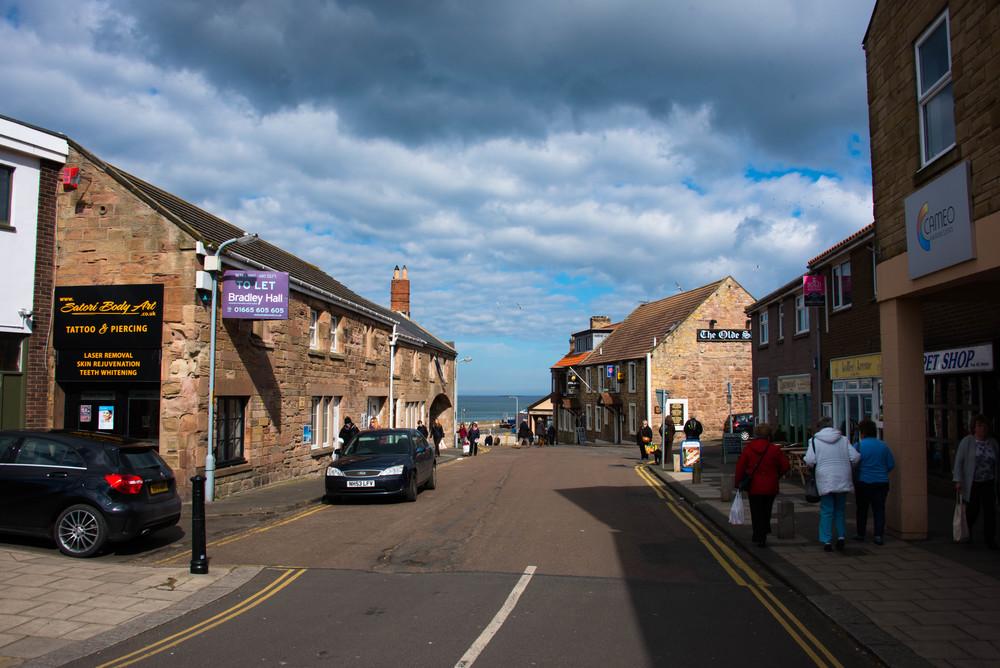 Typisk engelsk landsby