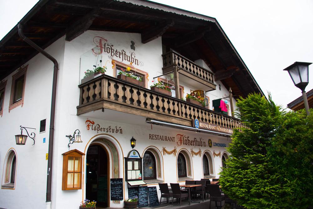 Bra vedlikeholdte hus i Garmisch