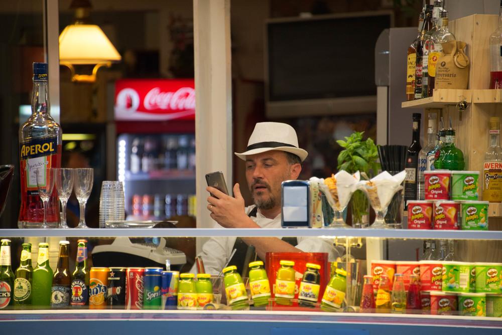 Mobilfjeset i bua