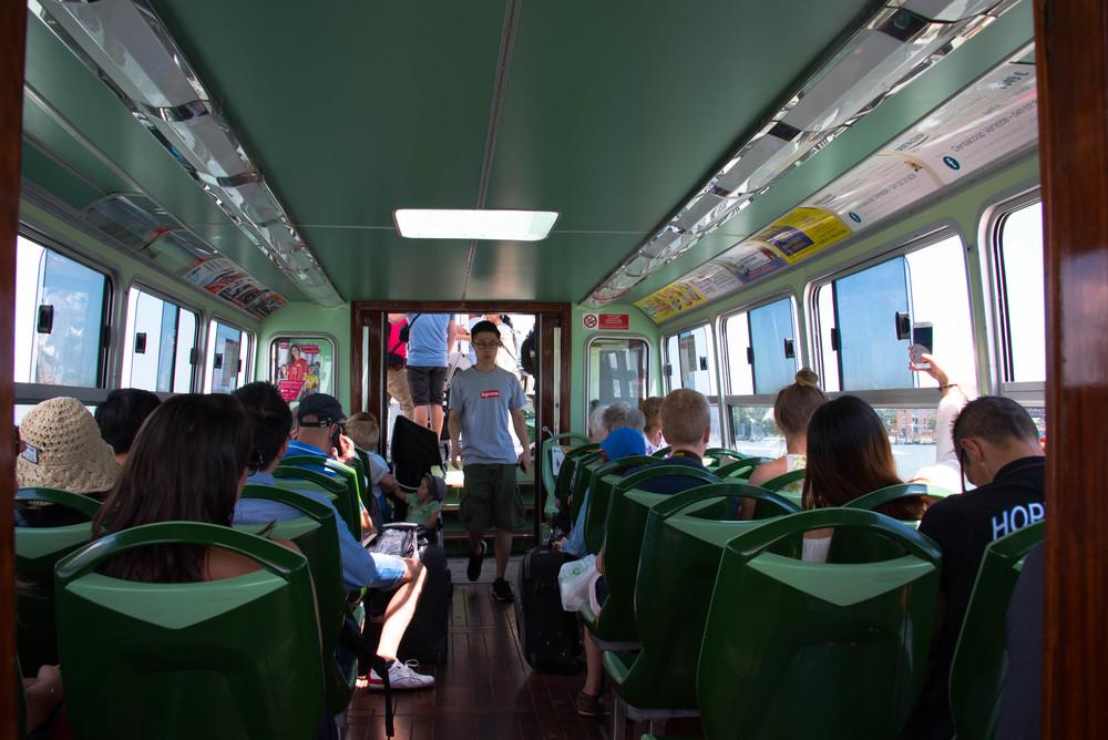 Vannbussen