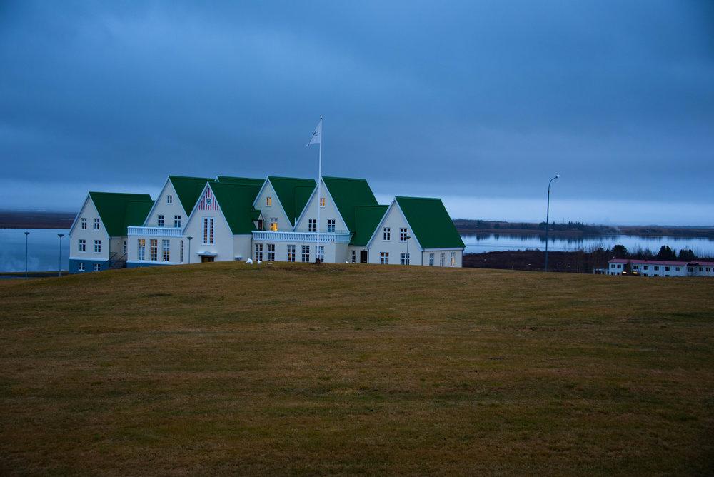 Grønne tak, populært på 50'tallet i Norge