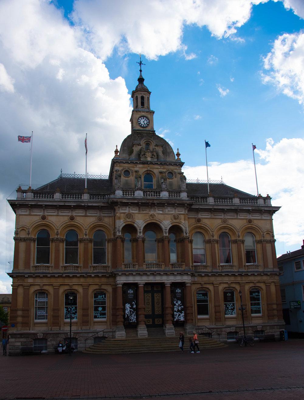 Ipswich City Hall