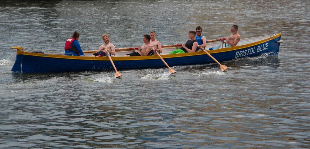 Bristol Blue - en forvokst kano