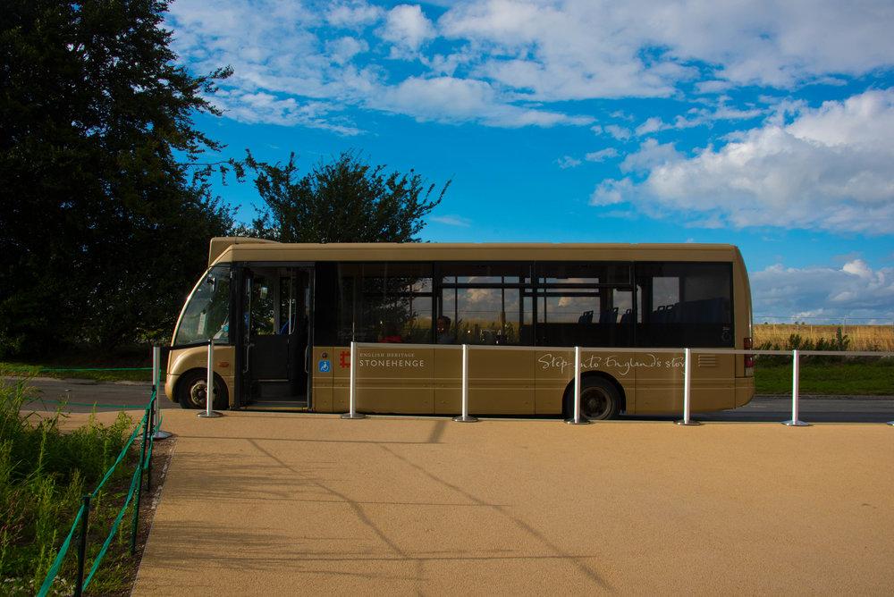 Bussen til Jurassic Park