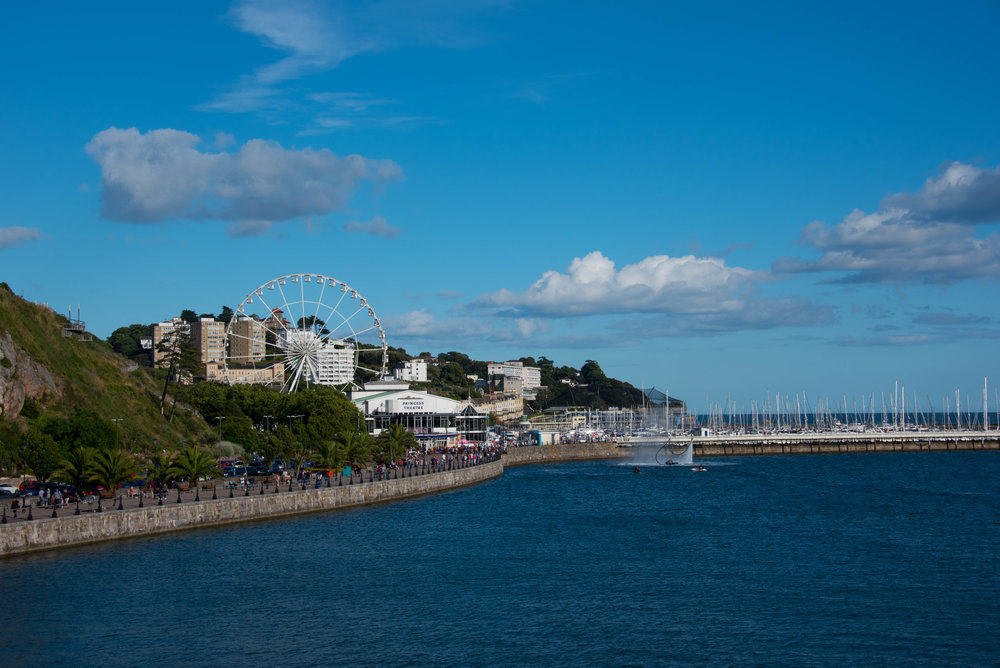 Torquay-English Riviera
