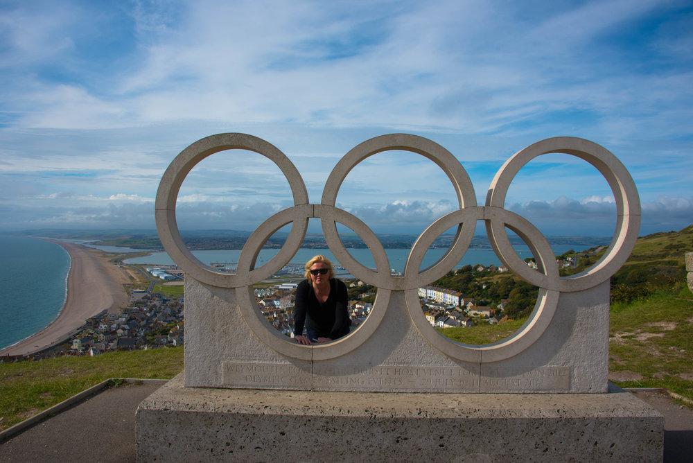 Olympiske leker, ikke for de som snart fyller 50! (7 dager igjen!)