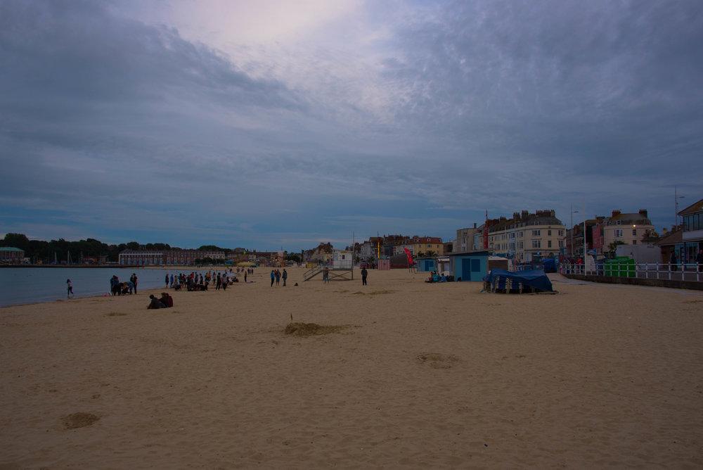 Weymouth og bystranda