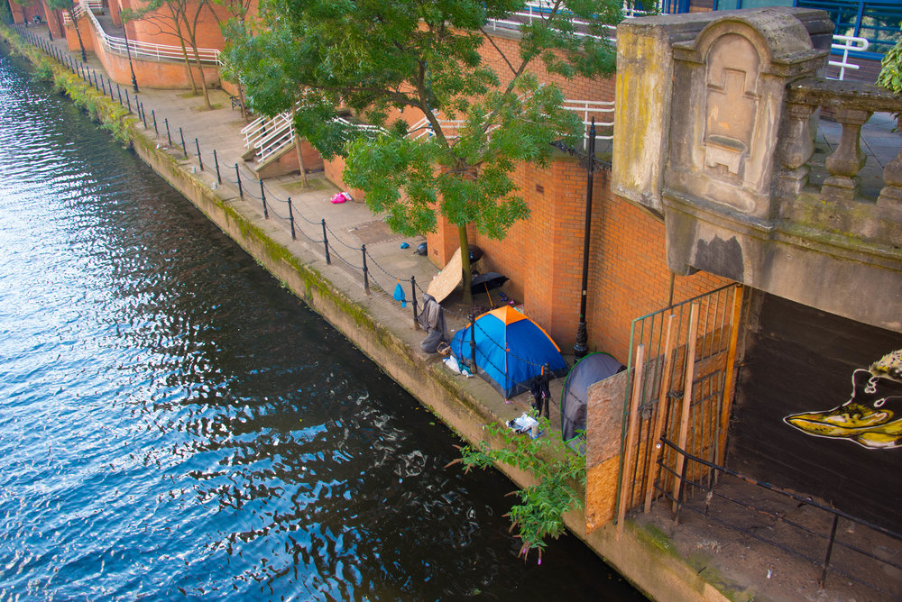 Kanalen campingplass