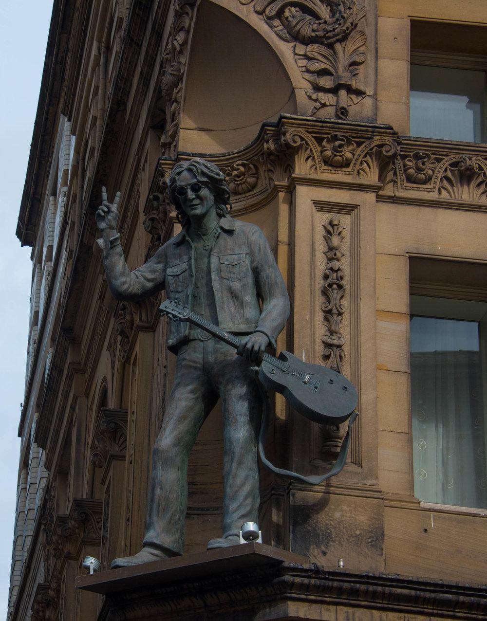 Beatles over hele byen