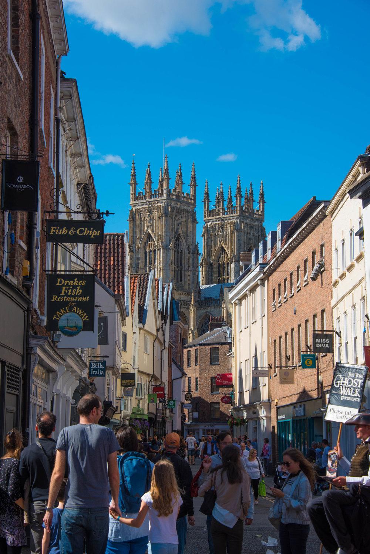 Katedralen i York