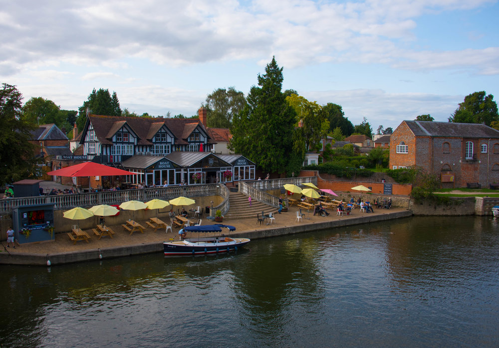 The Boat House i Wallingford