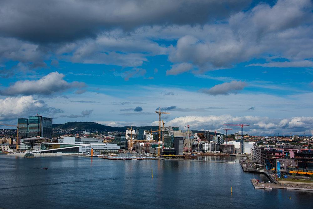 Oslo bykaos, blir det ferdig noen gang?