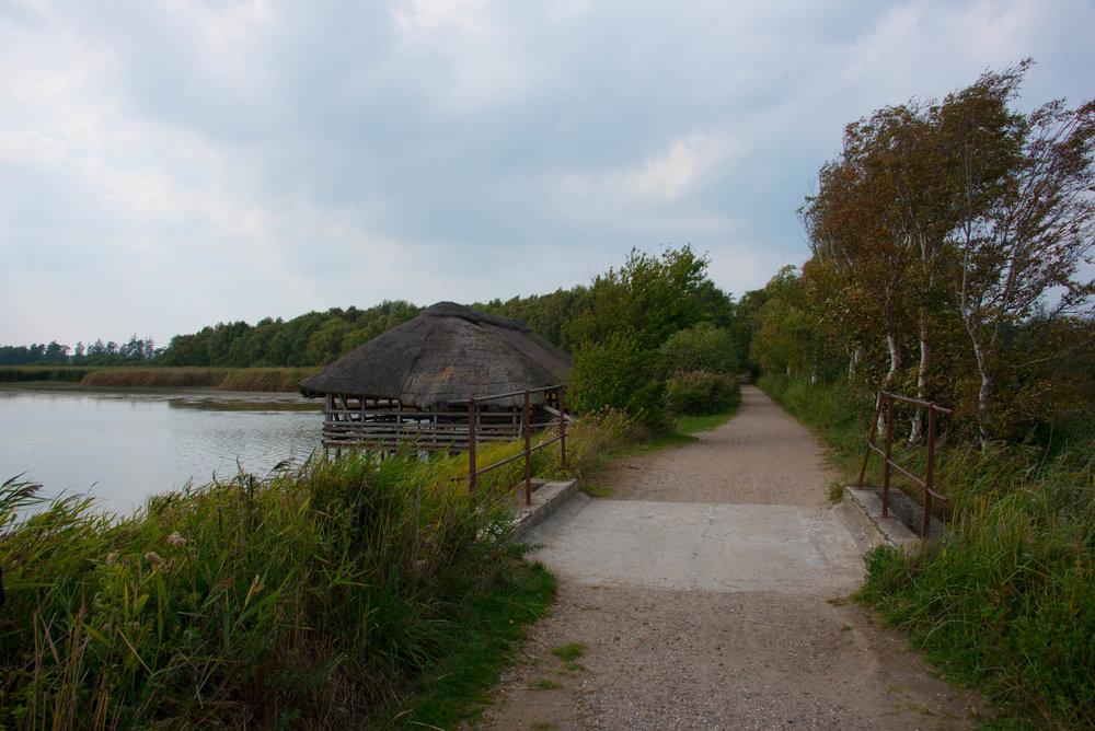 Fjordveien fra Nykøbing til Rørvig