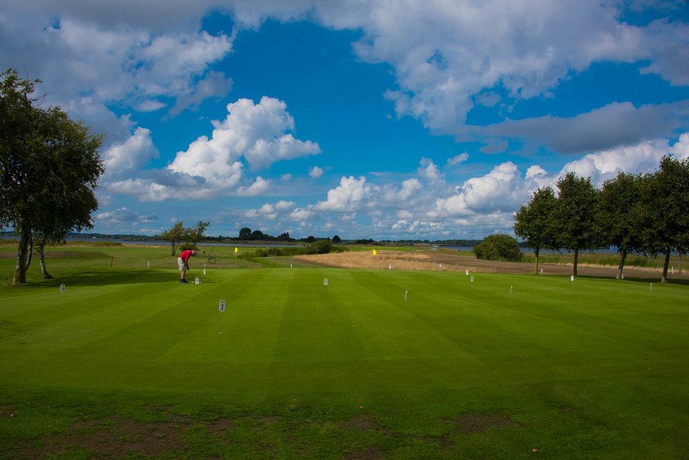 Golfbanen i Holbæk