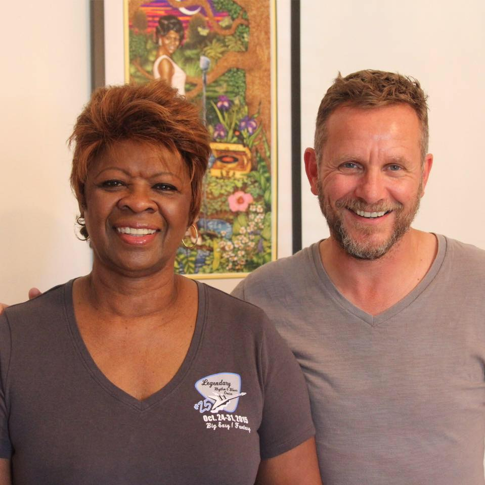 With the 'Queen of New Orleans Soul,' Irma Thomas