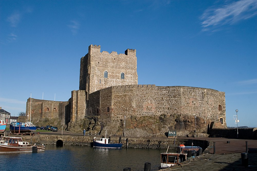 Carrickfergus Castle © Richard Luney