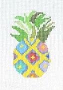 "Pineapple CP-1B   4"" x 2"" on 14 mesh"