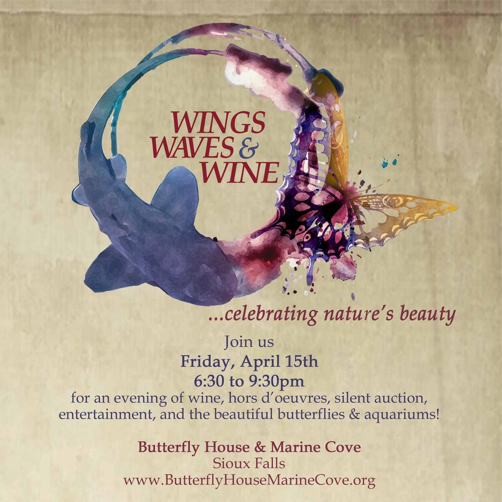 wings waves & wine — glacial lakes distillery