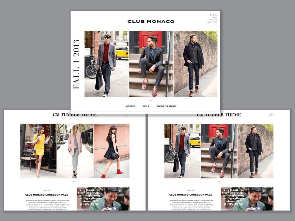 editorial lookbooks james ha
