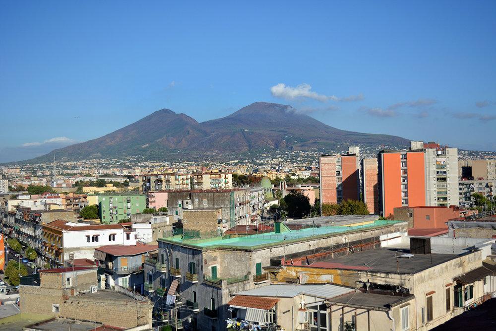 Napoli orientale, 2017. Zona rossa. © Alice Tinozzi