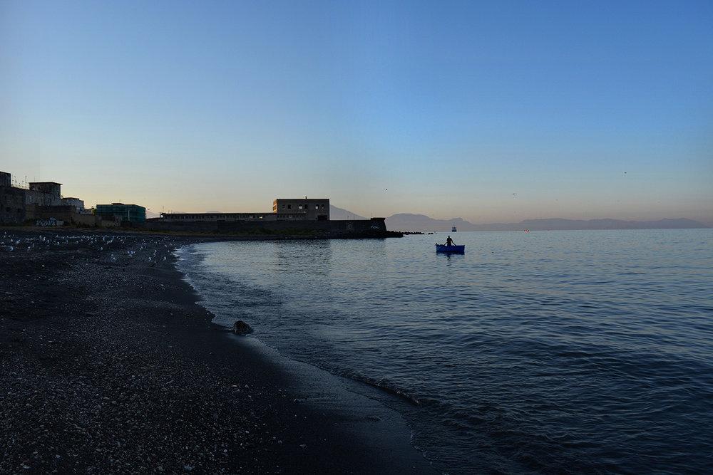 San Giovanni a Teduccio (Napoli), 2017. Depuratore mai entrato in funzione.© Alice Tinozzi