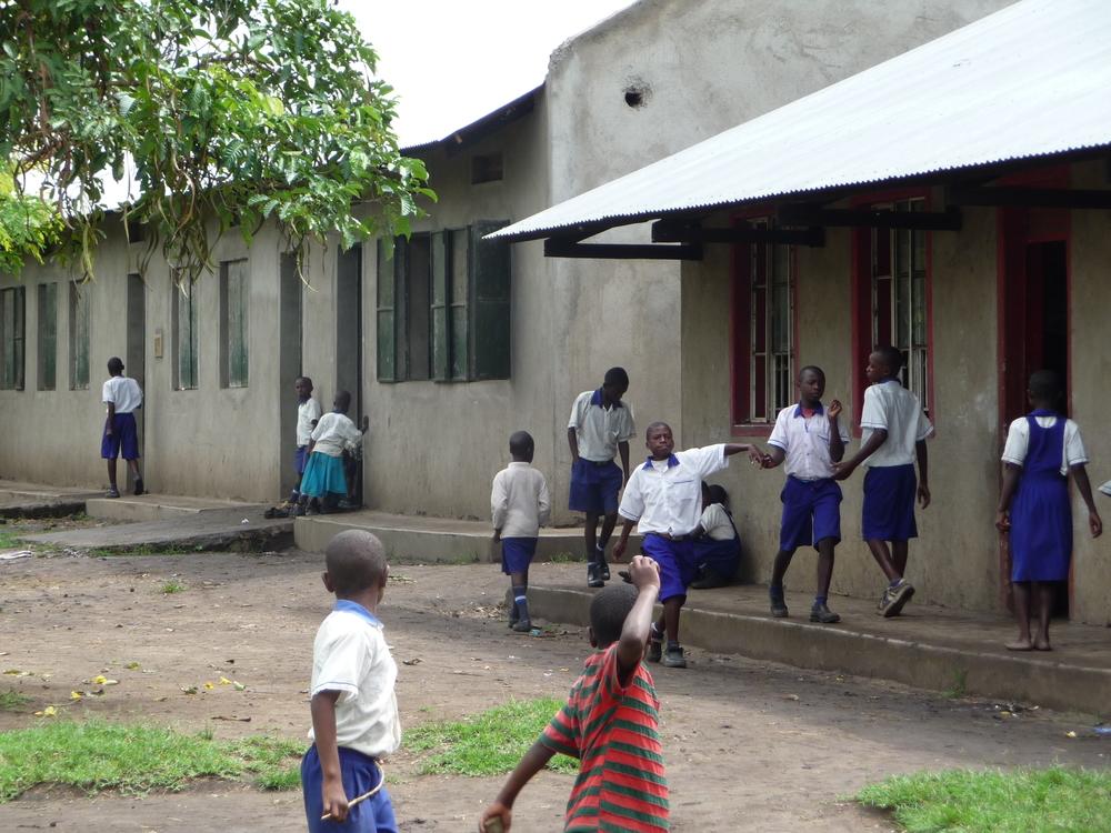 Second classroom block - 2010
