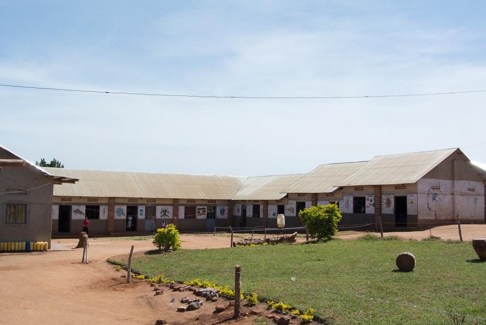 Campus in 2013