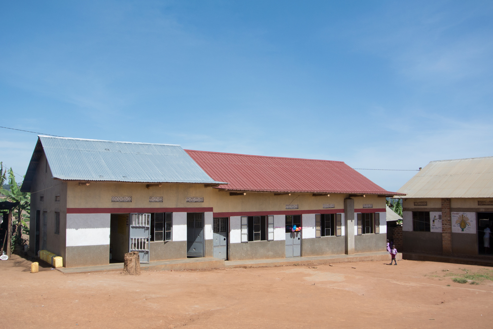 Classrooms completed by October 2013