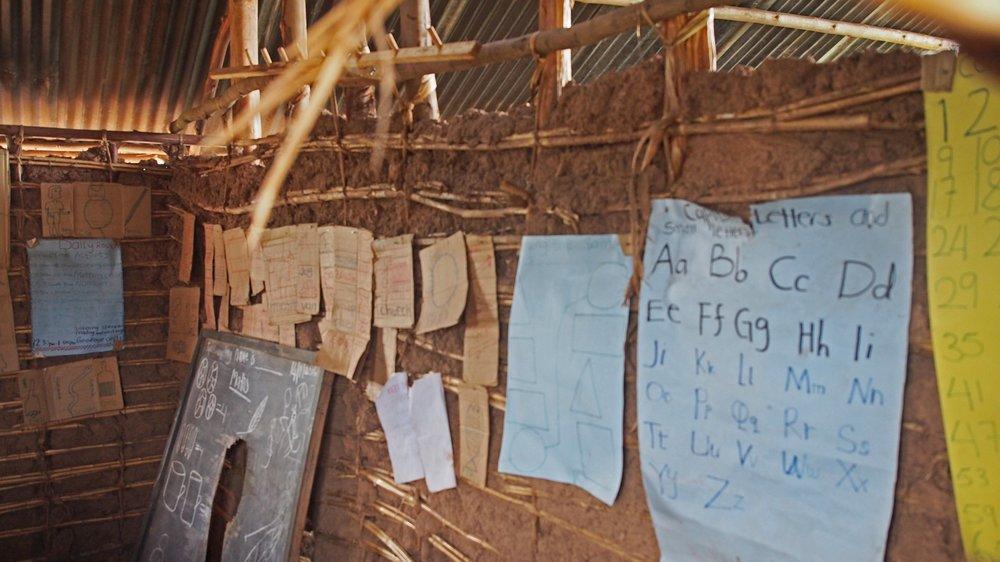 Temporary classrooms - 2016