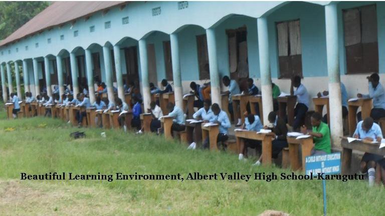 2019 - permanent brick classrooms