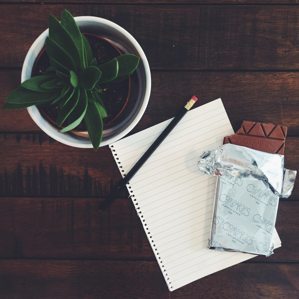 Because The World Needs More Love Letters — maggie niemiec