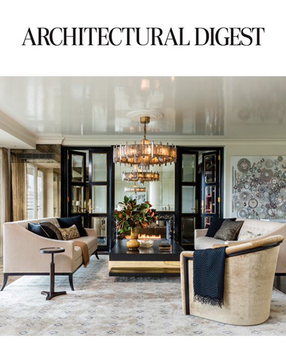 Architectural Digest Web-Exclusive