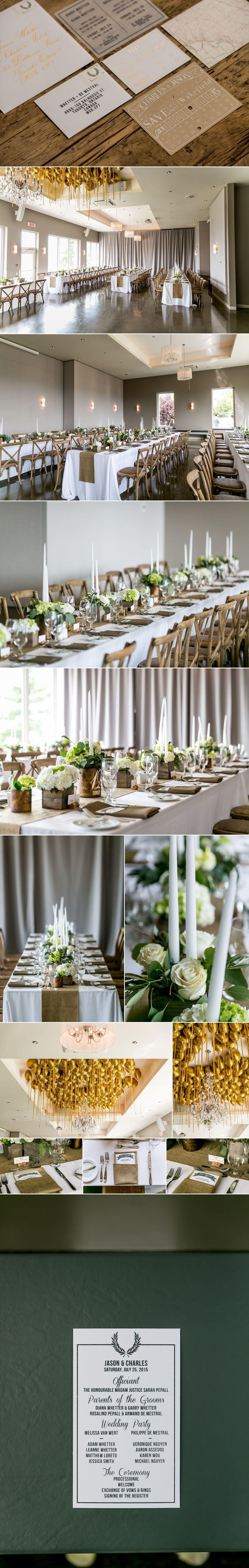 Wedding details at Le Belvedere