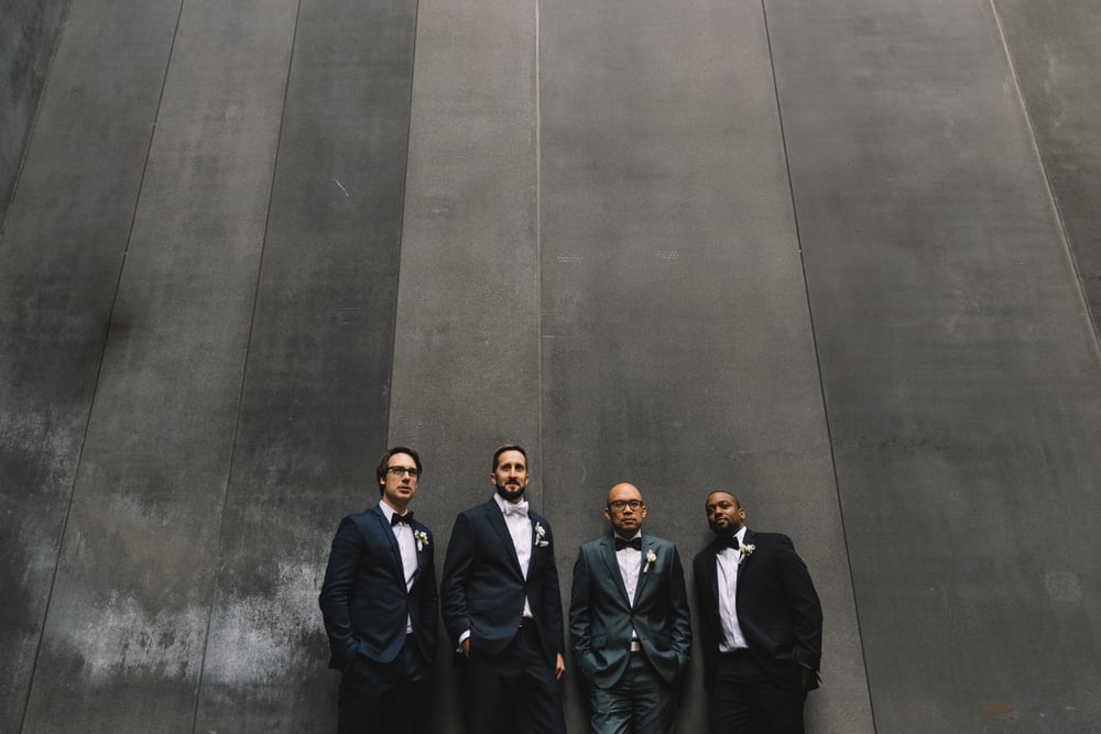 groomsmen photograph in ottawa