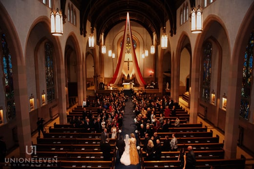 Blessed Sacrament Salo San Marco Ottawa Wedding