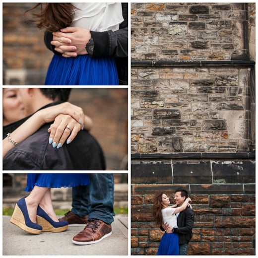 Ottawa Engagement photo