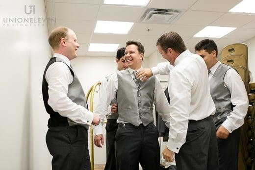 Delta Ottawa wedding photo