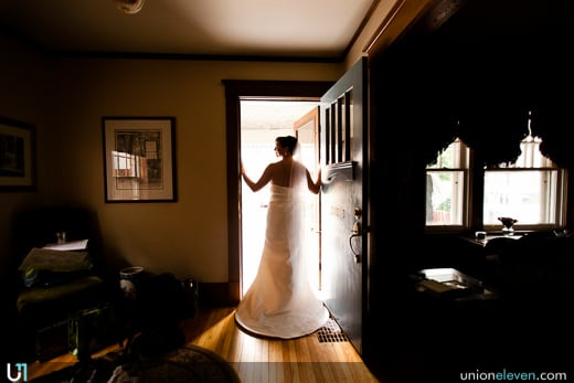 Earnscliffe wedding photograph
