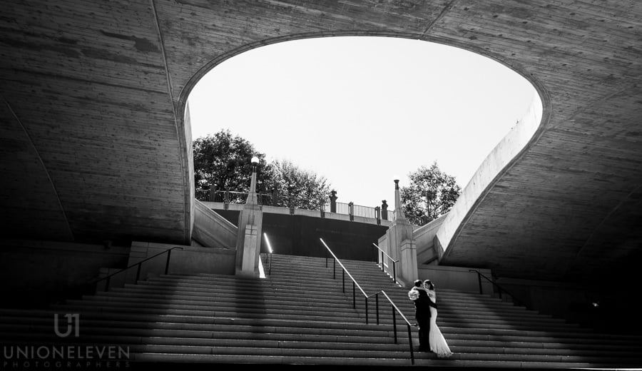 chateau laurier wedding photo