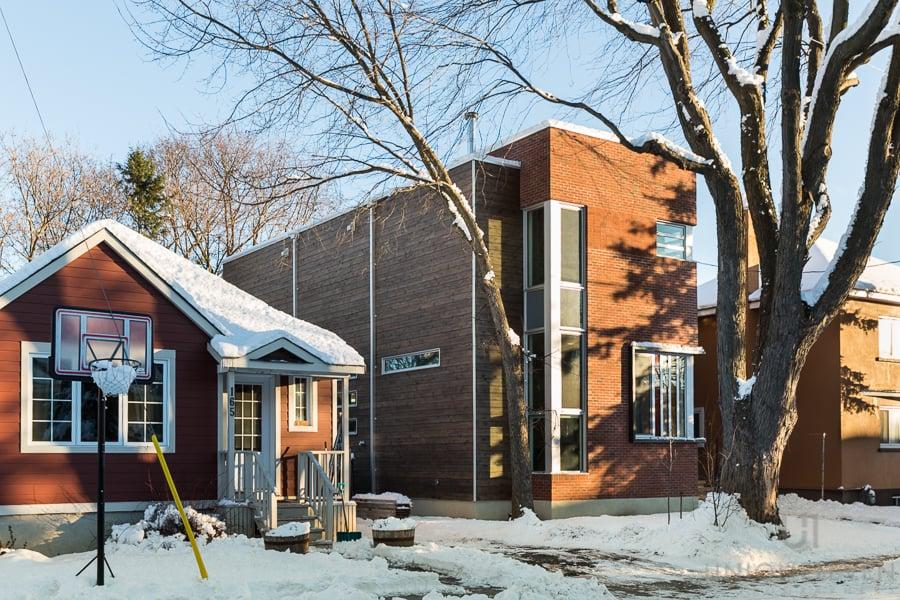 ottawa residential archetecture photo