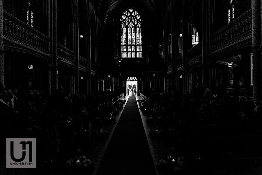 National art gallery wedding photograph