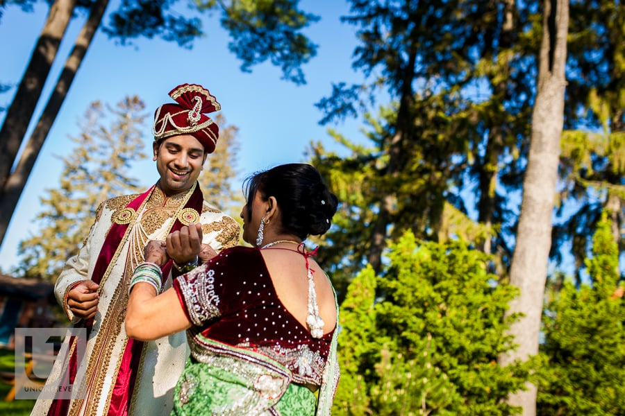 Centurian Indian wedding photo