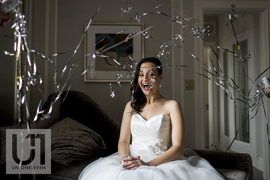 bride-excited-streamers-fairmont-chateau-laurier-05