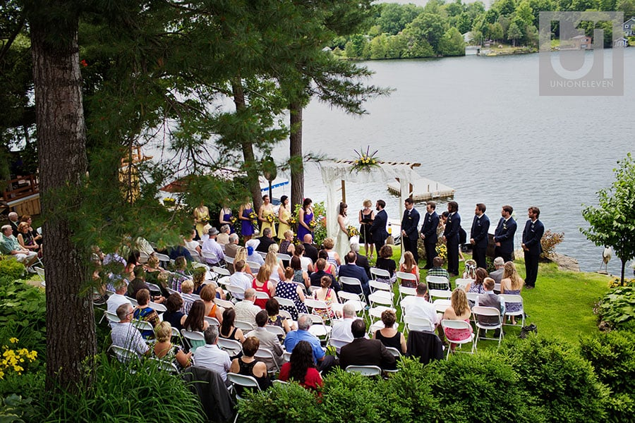 09-cottage-ceremony-rideau-river-wedding