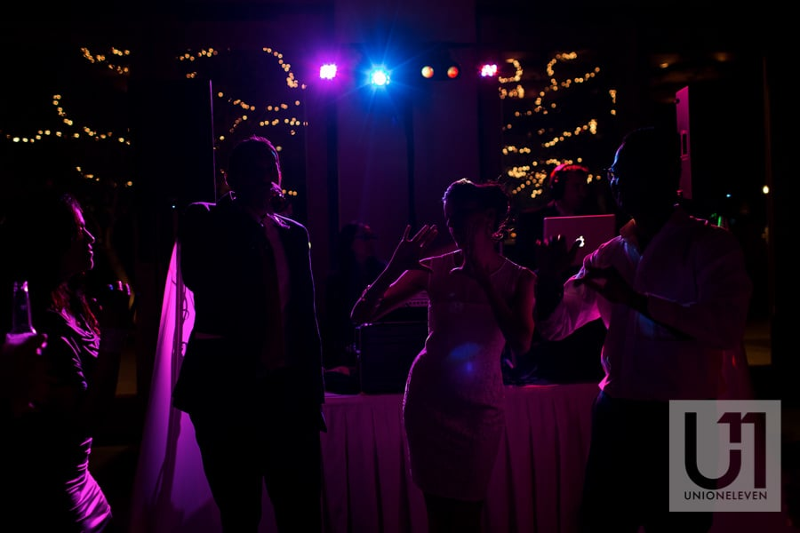 Sedona Arizona Wedding dance floor