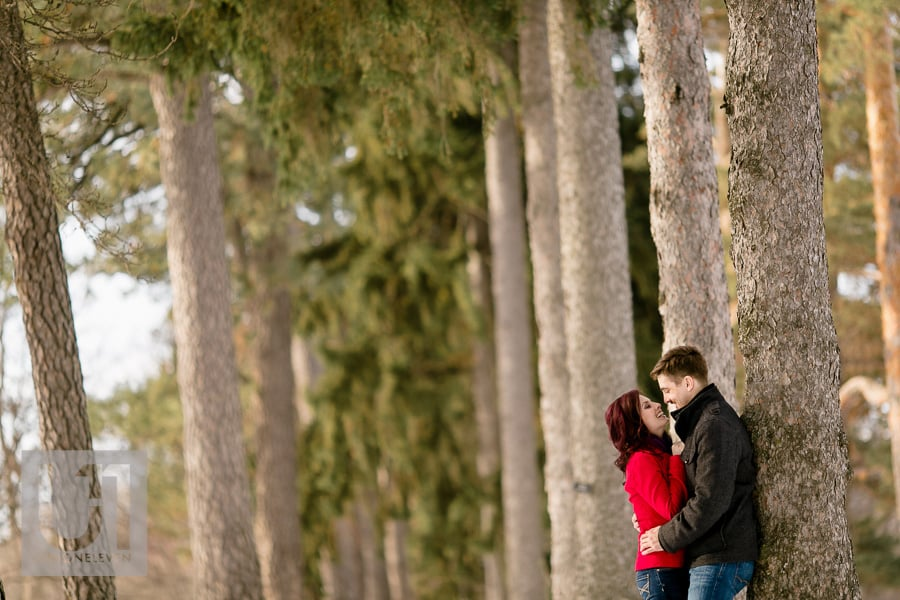 ottawa engagement photograph