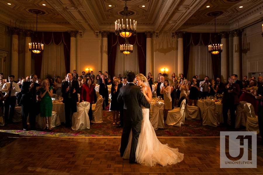 first-dance-chateau-laurier
