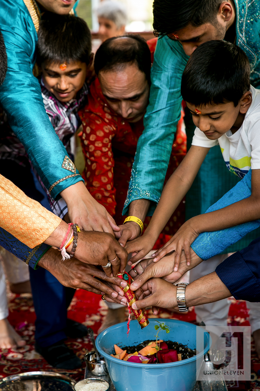 mendhi ceremony